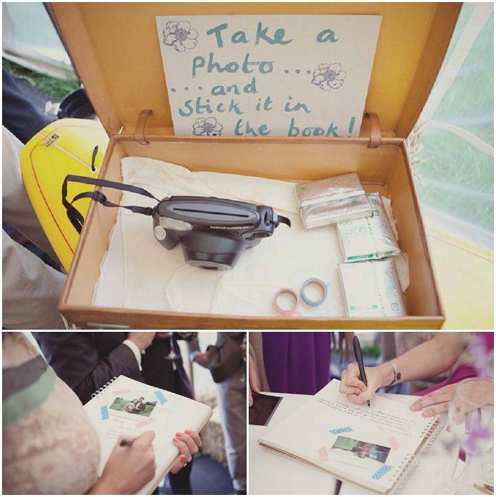 Polaroid Guest Book Ideas: 1000+ Ideas About Polaroid Guest Books On Pinterest