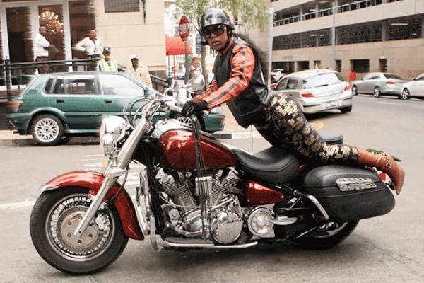 Biker Queen among the brotherhood - Motoring | IOL | Breaking News | South Africa News | World News | Sport | Business | Entertainment | IOL.co.za
