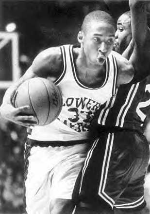 Kobe Bryant at Lower Merion High School: