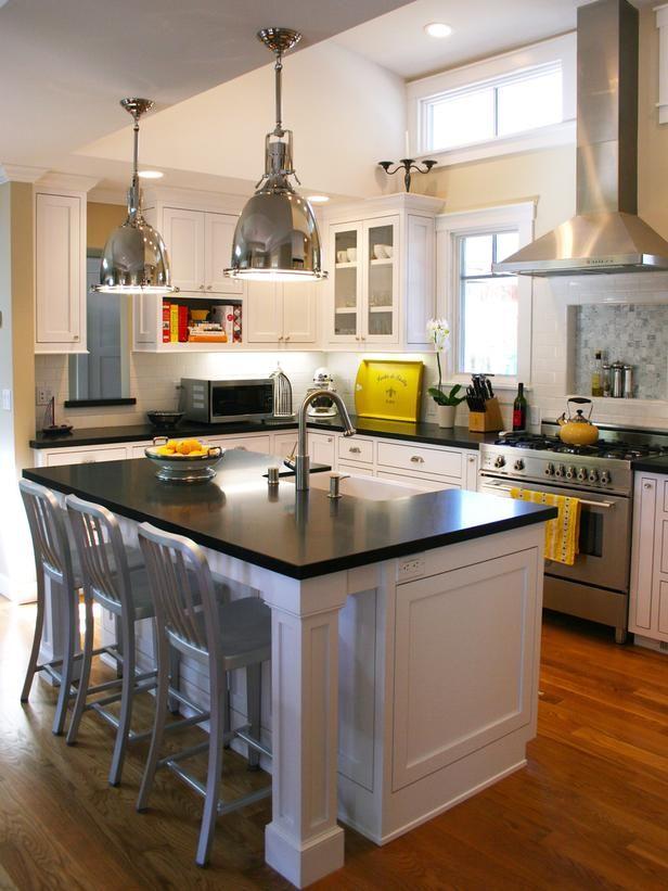 Contemporary Kitchens From Fiorella Design On HGTV
