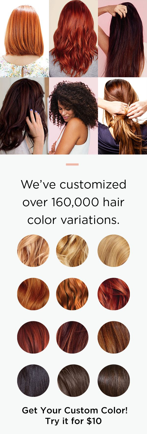 """Save time and money by trying this new DIY hair color: """"The beauty of it is I can color my hair at home, but I get salon results. That's the best."""""""
