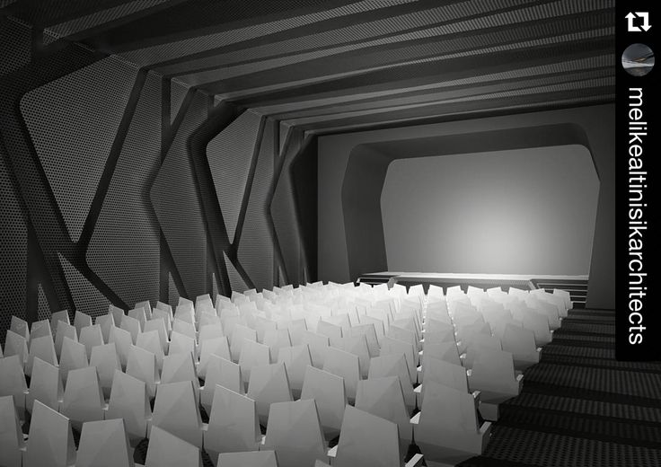 Conference Hall Design / the International Competiton Entry for Varna Library, Bulgaria 2015 Design by MAA