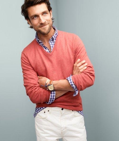 120 best Men's White Pants images on Pinterest | White pants ...