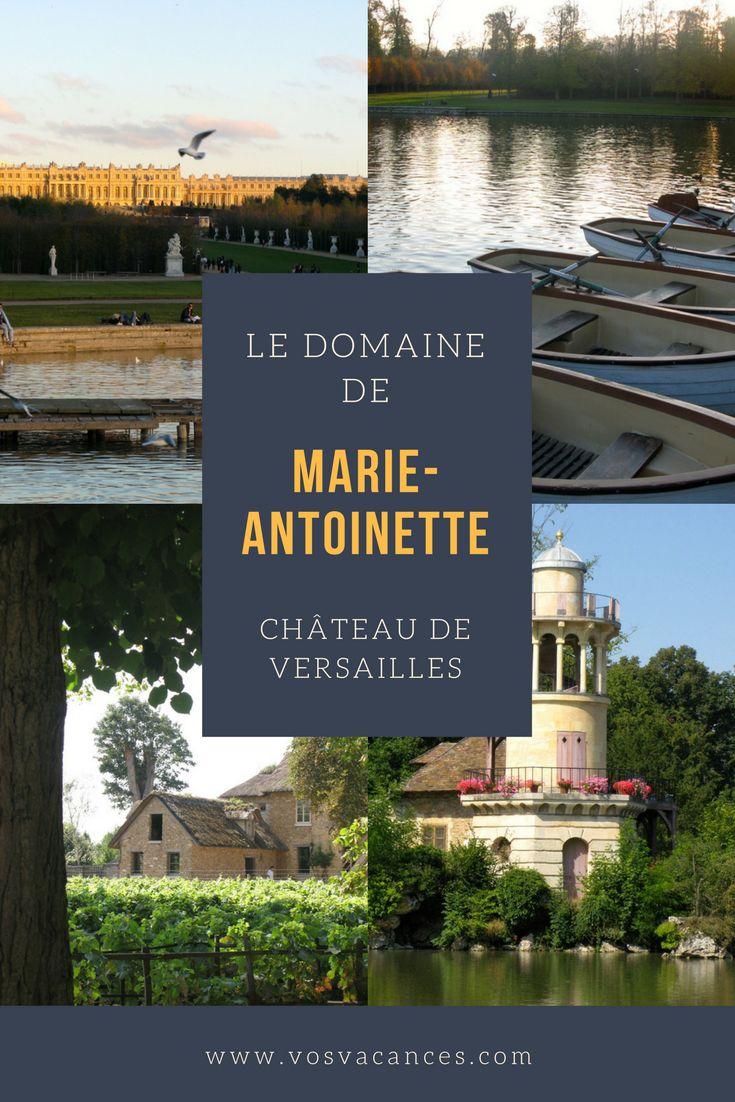 Le Domaine de Marie-Antoinette dans le Parc du Château de Versailles. Découverte de coins secrets. #versailles #domaine #iledefrance #visite #visiteguidee