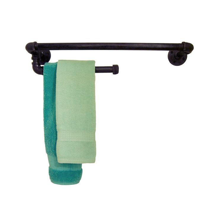 Set of Pipes Towel Holder | dotandbo.com