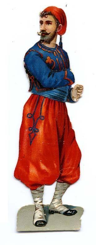 DECOUPI ANCIEN ZOUAVE fr.picclick.com