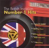 #1 Hits: The British Invasion [CD]