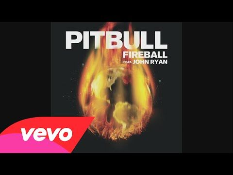 """""""Fireball"""" - Pitbull ft. John Ryan.  Pitbull downshifts one gear in this fun tropical groover called """"Fireball"""" - a nice party starter.  """"Fireball!"""" #Fireball"""