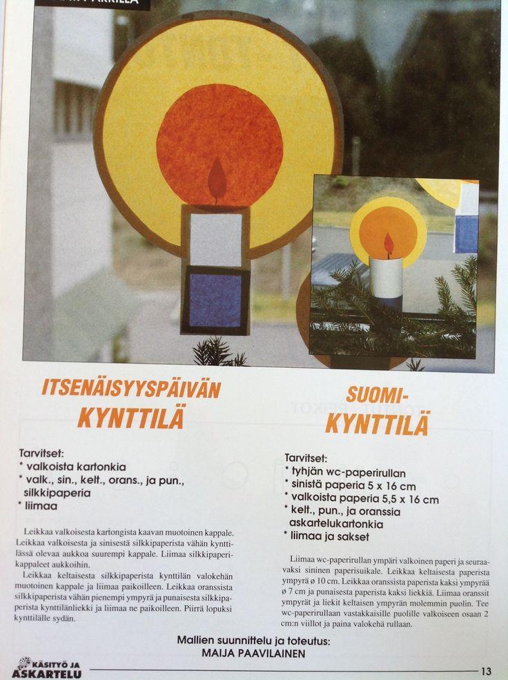 Käsityö ja askartelu. 4/90