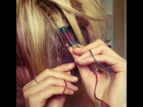 How to Put in a Hair Wrap