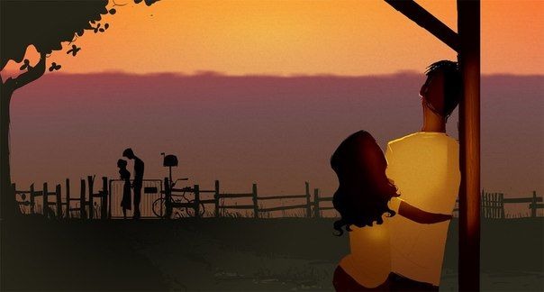 Чудесные и солнечные работы художника-иллюстратора Паскаля Кемпиона » Смешные Анекдоты Истории Цитаты Афоризмы Стишки Картинки прикольные Игры