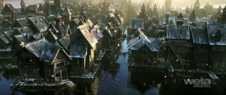 Making of The Hobbit: The Desolation of Smaug Laketown, Making of The Hobbit Laketown, Making of The Hobbit The Desolation of Smaug Laketown The Devil is in the Details, Laketown The Devil is in the Details, Making of The Hobbit Laketown The Devil is in the Details, Making of The Hobbit The Desolation of Smaug, VFX of The Hobbit The Desolation of Smaug, Making of The Hobbit: The Desolation of Smaug, Making of The Desolation of Smaug, Making of The Hobbit, Making of The Hobbit The Desolation…