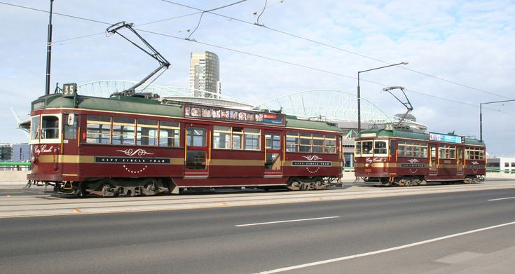Melbourne City Tram We are meant to be working. But we have our offices in Melbourne so let us share the joy - http://www.rankwell.com.au/seo