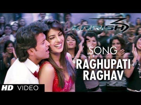Raghupati Raghav Krrish 3 Video Song | Hrithik Roshan, Priyanka Chopra. The song has been sung by Neeraj Shridhar, Monali Thakur and Bob, while its lyrics have been penned by Sameer Anjaan. The music of Krrish 3 is composed by Rajesh Roshan. #Bollywood #Movies #Krrish3
