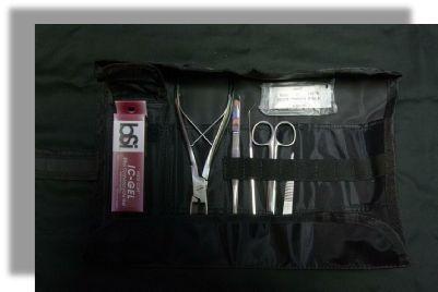 DR Instruments - Basic Coral Fragging Kit 10FKB
