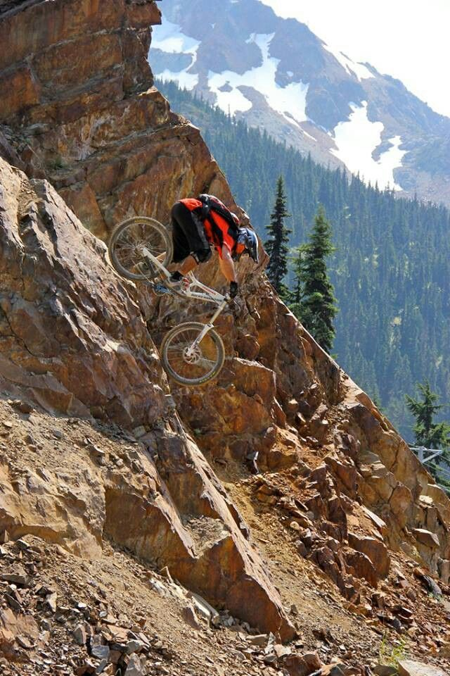 Mountain Biking Extreme. Best Mountain Bike Gear At http://WhatIsTheBestMountainBike.com