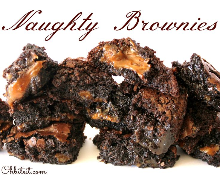 Naughty Brownies!