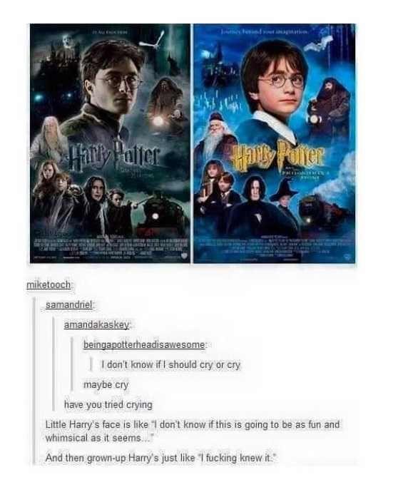 Imgur Com Harry Potter Universal Harry Potter Jokes Harry Potter Obsession