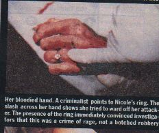101 Pieces of evidence that proove O.J. Simpson murdered Nicole