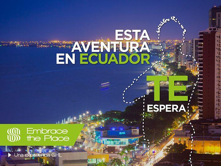 Aventura Sonesta Ecuador Vive el Paraíso