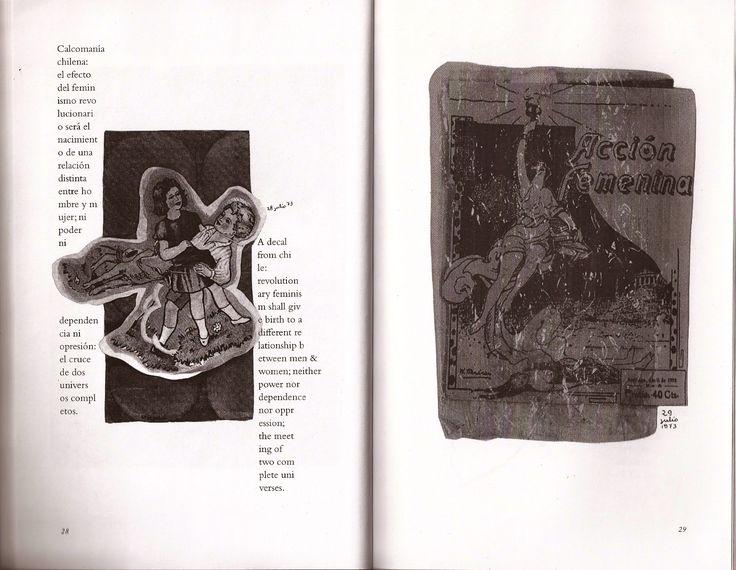 """Cecilia Vicuña, """"Saborami""""  interdisciplinary- arts and literacy"""