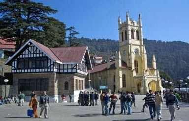 The presence of massive colonial bunglows in Shimla speak volumes about the history of this place. It was the Summer Capital of India under the British rule.