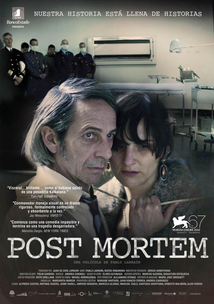 Post Mortem (2010), del director chileno Pablo Larraín.
