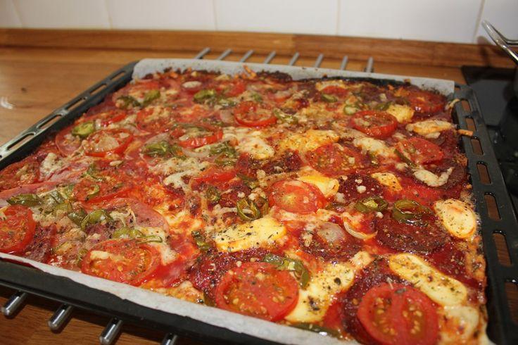 Novinky - Cuketová pizza bez mouky recept    E-mrtvé moře