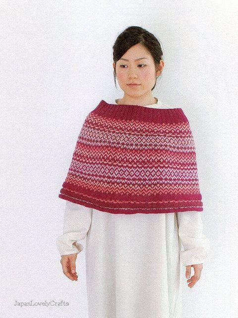 452 best Fair isle design stories images on Pinterest | Knitting ...