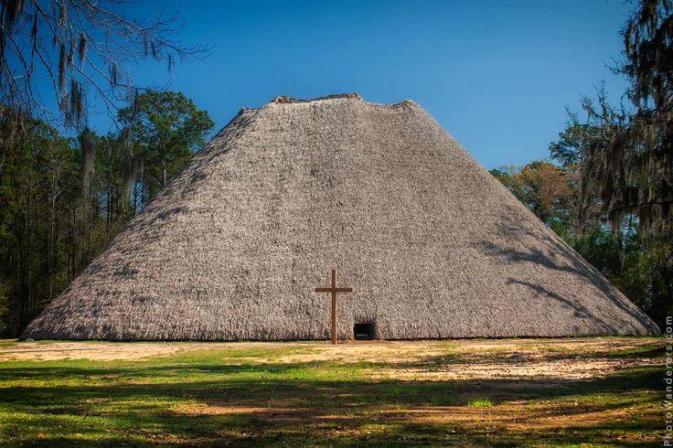 Дом Совета индейцев аппалачи, Таллахасси, Флорида
