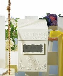 Special Delivery Letter Box Wishing Well
