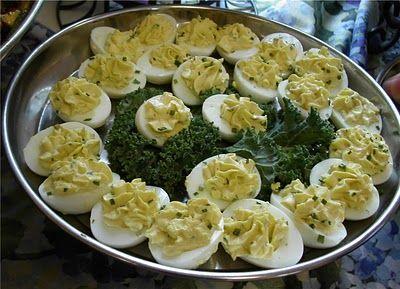 deviled eggs | Food | Pinterest | Deviled Eggs, Eggs and Deviled Eggs ...