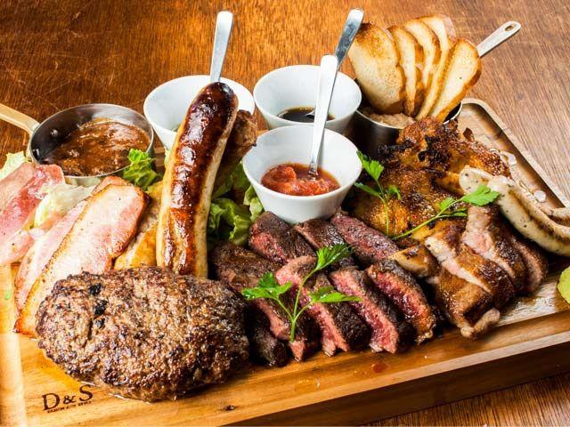 """4年に1度の「""""肉""""プレミアム・イベント」が開催中。"""