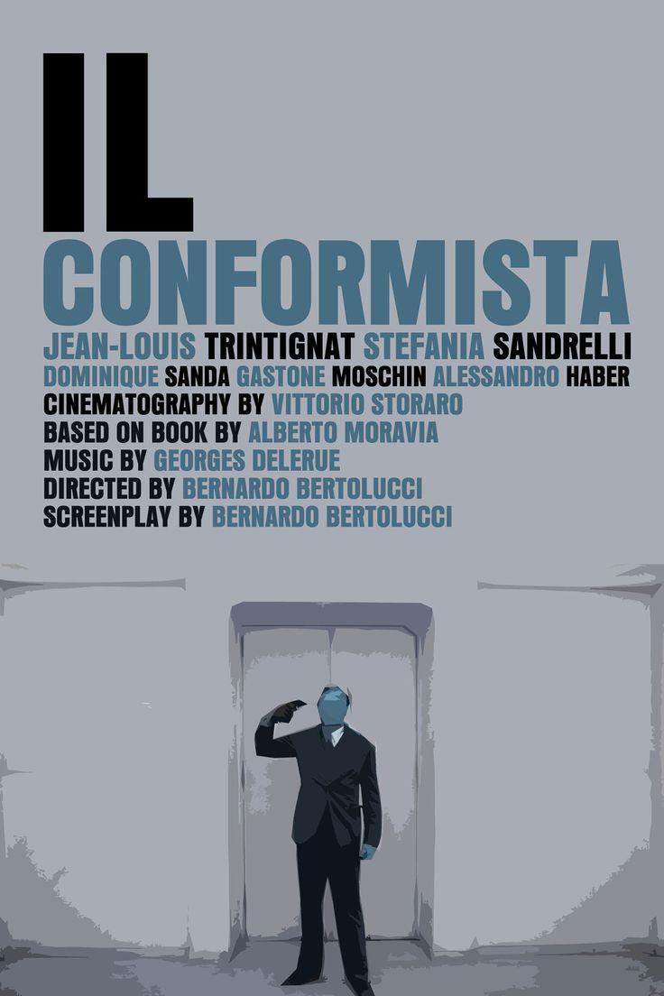 Il Conformista (1970), dir. Bernardo Bertolucci