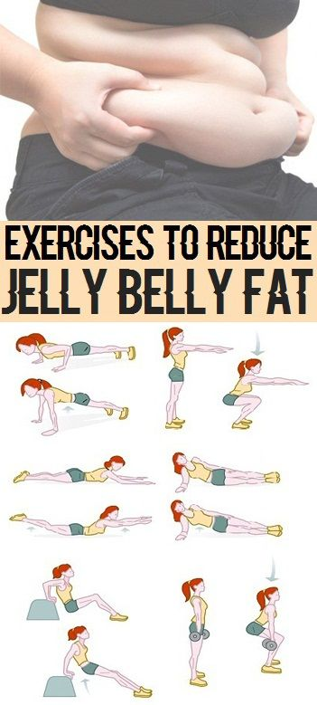 Jelly belly — the fat in the abdominal area — is linked to a host of potentially fatal health problems, including heart disease, Type 2 diabetes and some cancers. Advertisements for abdominal flattening tools suggest that ab exercises will get rid of a jelly belly. While crunches and other abdominal exercises can tone belly muscles, to lose belly jelly, you need to do cardiovascular exercise to burn the fat. Causes of Jelly Belly Fat? Poor Sitting Posture. Hormonal Changes. Dining Late at…