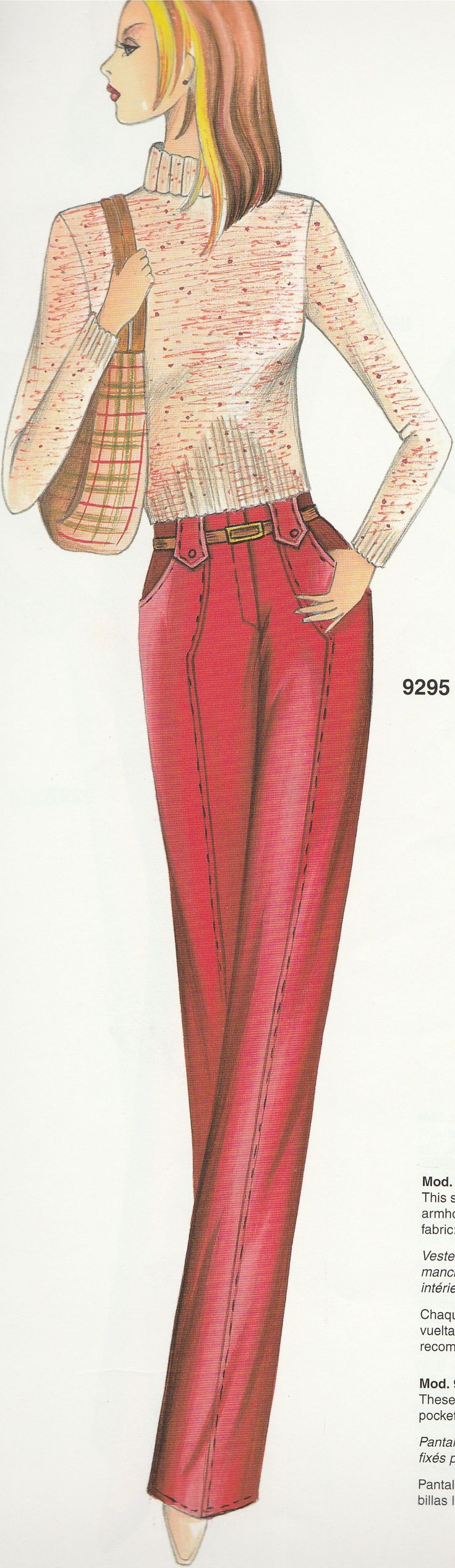 Marfy sewing patterns