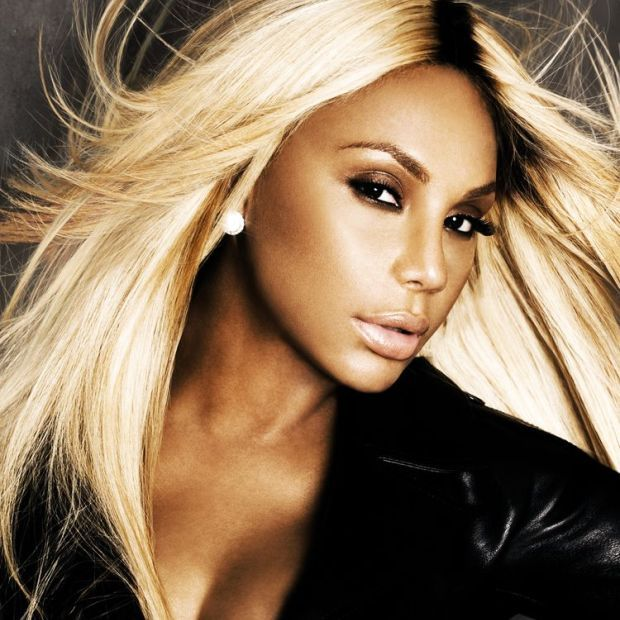Tamar Braxton Unveils Cover Art For Love & War Album
