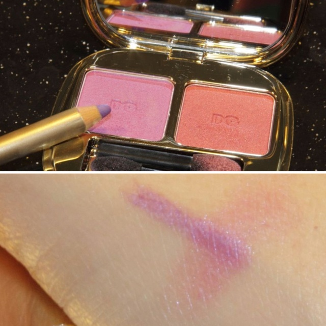 D duo #blossom and eye liner #lilac: Makeup Junkie, Eye Liner