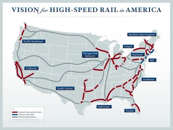California High-Speed Rail: 10 Readers With 10 Views - James Fallows - The Atlantic