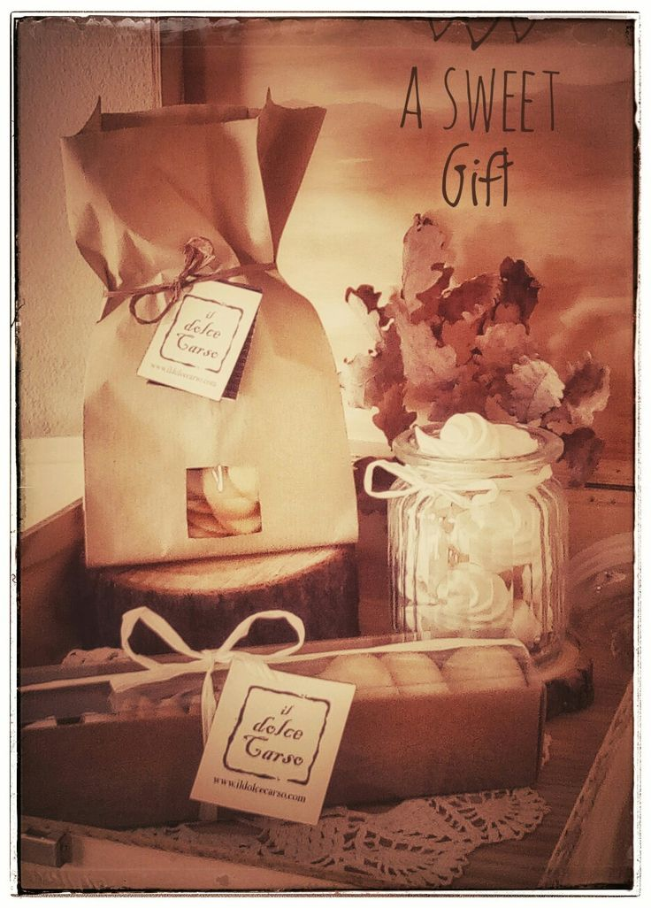 A Gift Box by Il Dolce Carso