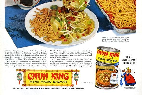 Chun King Chop Suey