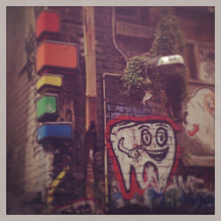 Street Art, Hoiser Lane