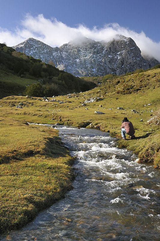 Los puertos de #Agüeria. Visita obligada si te gusta el senderismo y pasas por Quirós!! #Asturias
