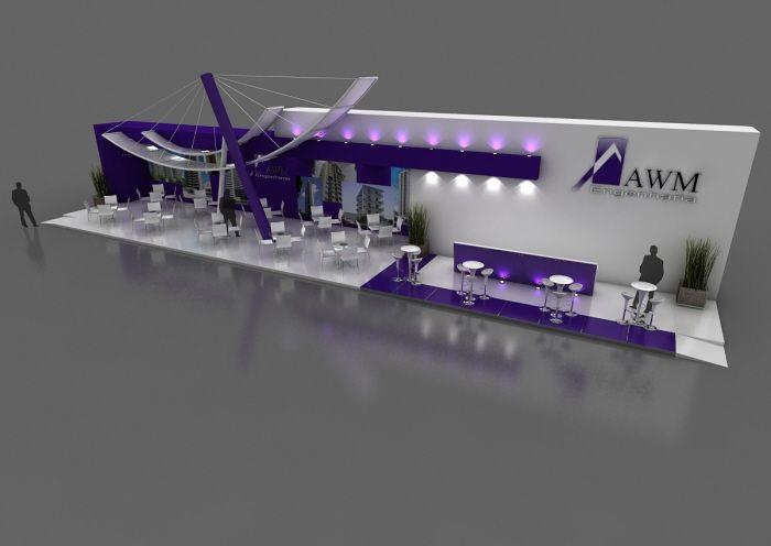 exhibition stand design, exhibition stand, exhibition design (1)
