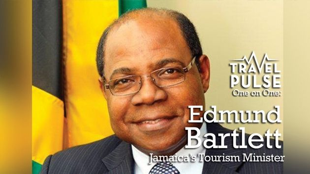 A Return and Growth: Q&A with Edmund Bartlett, Jamaica's Tourism Minister