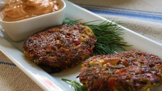 These Creole-spiced crab cakes make a delicious side dish or appetizer. The key is to use a small amount of crumbled crackers instead of breadcrumbs for a lighter, less-starchy cake.