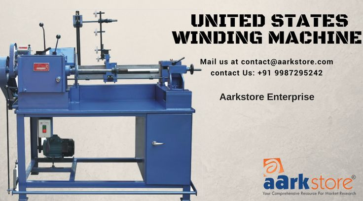 Global and United States Winding Machine Report covers all details inside analysis and focuses on market share by players, regions, product type, consumers and changes in prices.