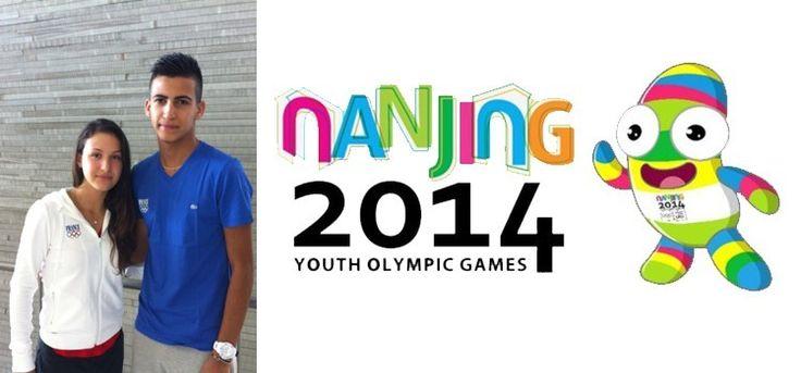 Can Akkuzu et Audrey Zarif sur les traces de Simon Gauzy | Jeux Olympiques Jeunes | Jeunes | ACTUALITE