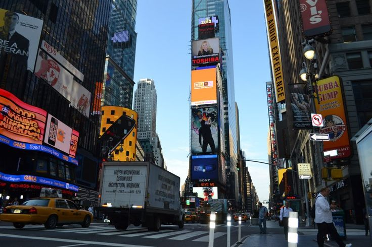 NY, Times Square