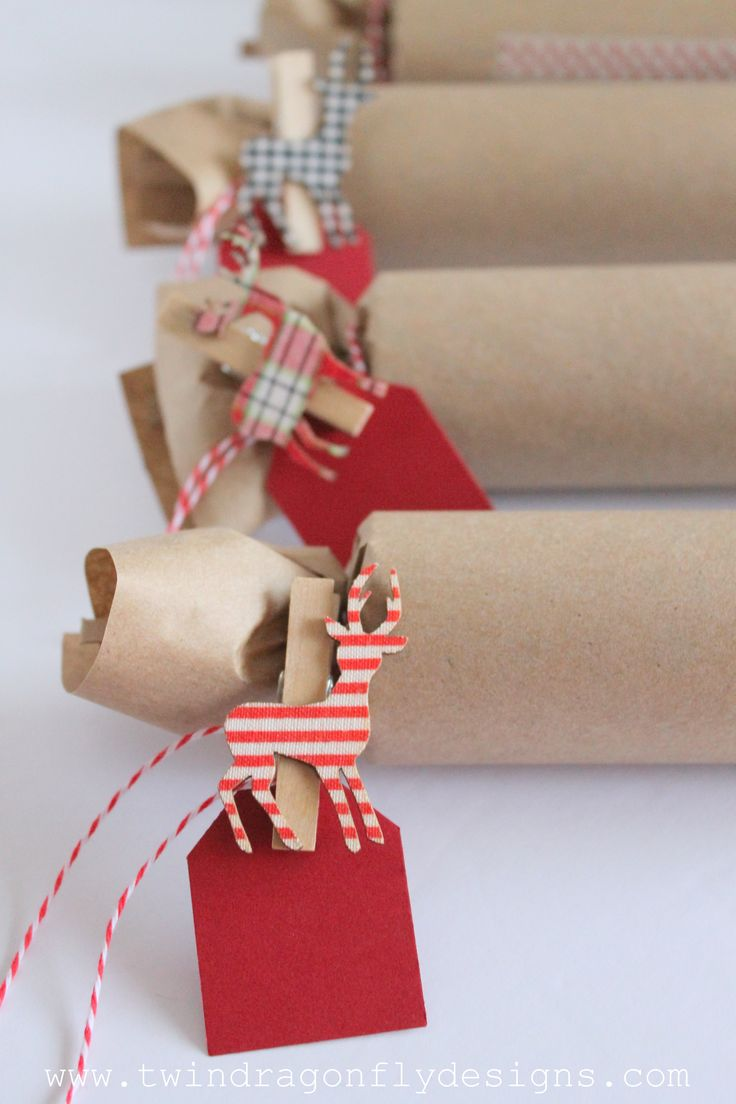 DIY Holiday Cracker - fun for all occasions!